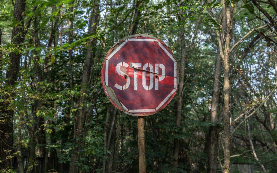 Stop met volhouden en door buffelen!