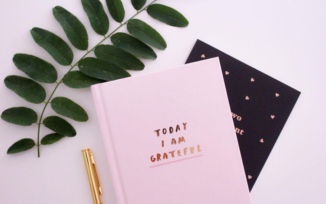 Dankbaarheid en positiviteit trainen