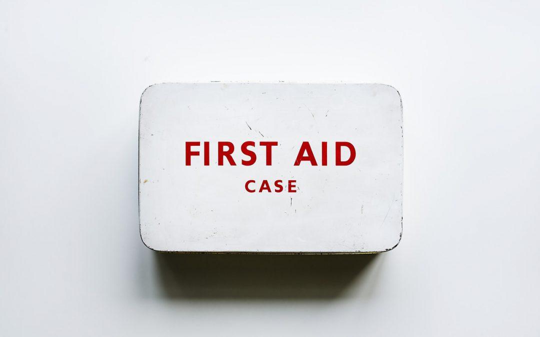 Eerste hulp bij klote dagen