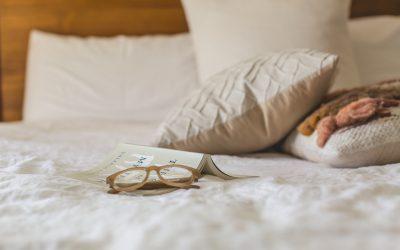 Wat te doen als je veel in bed ligt?