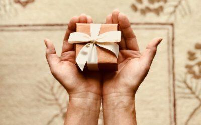 Ruilen en uitwisselen: een cadeautje voor beiden!