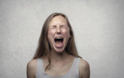 Woede en frustratie: d'r uit ermee!