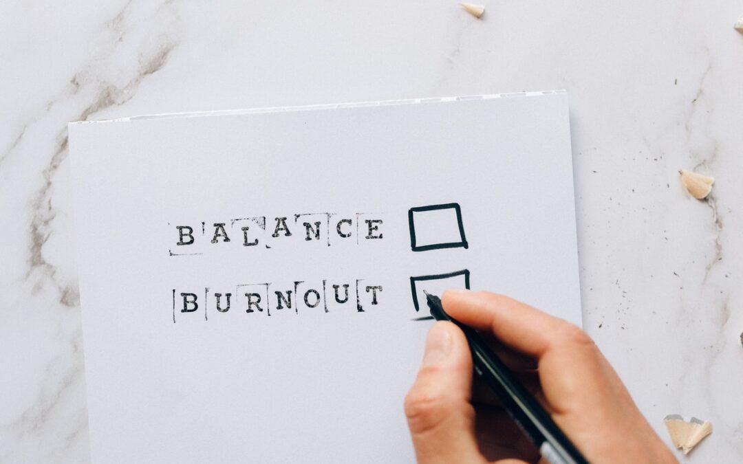 Burn-out bij chronische ziekte